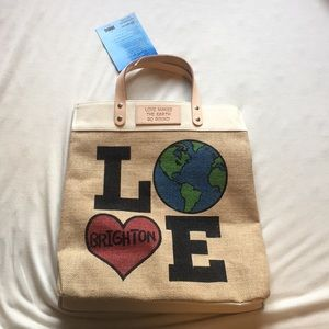 Love the Earth Brighton Bag
